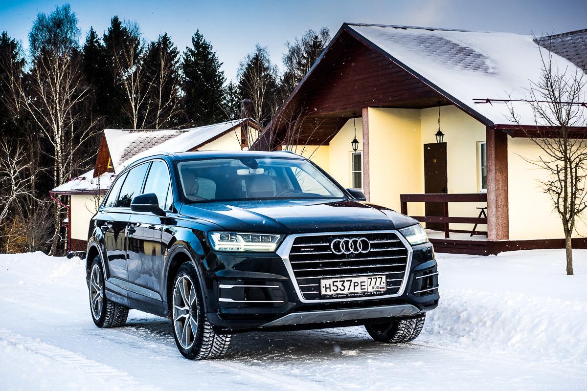 Идеален ли идеал, или что не так с Audi Q7?