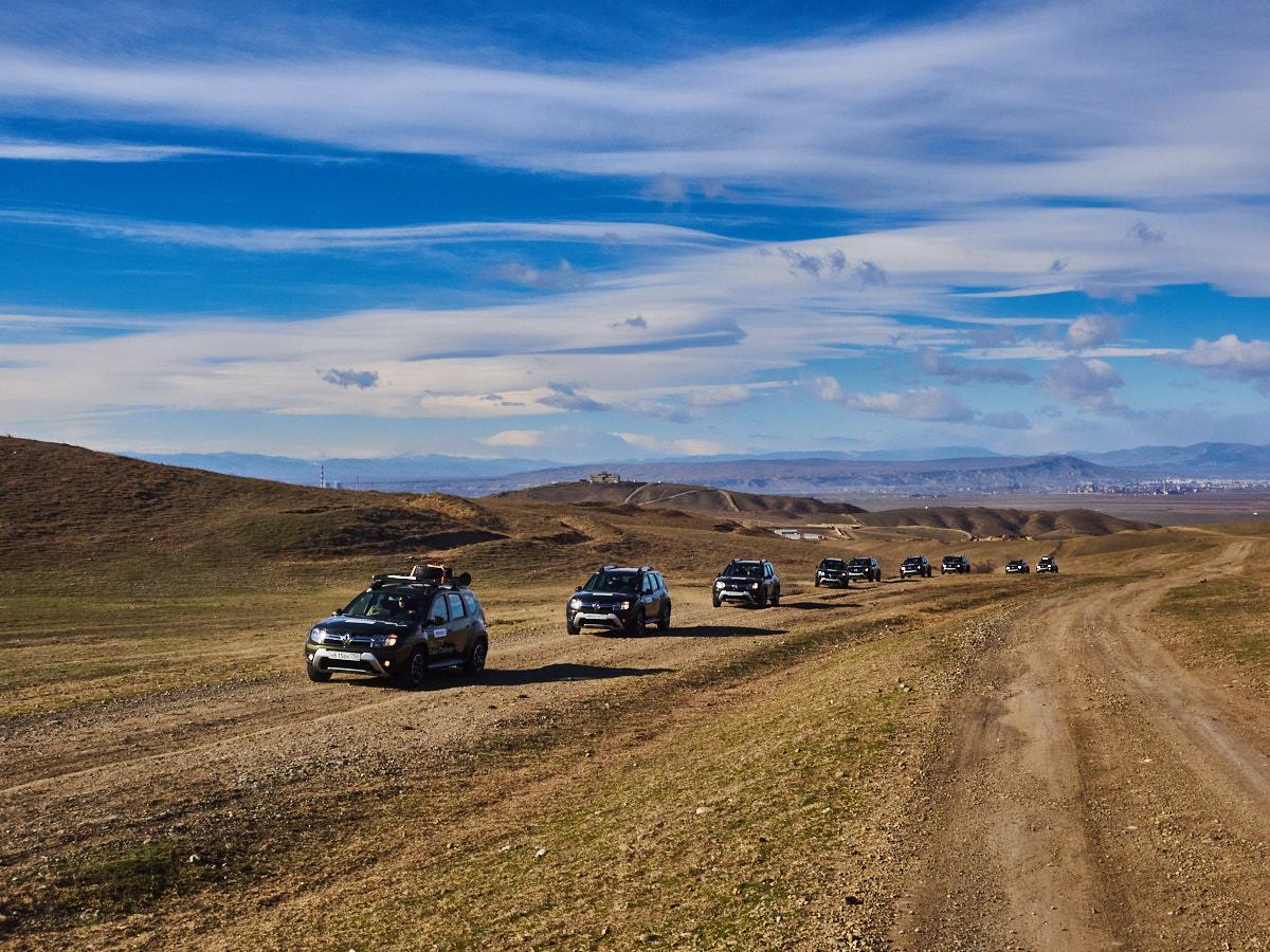 Ралли в пустыне, пещерные монастыри и неслучайные встречи