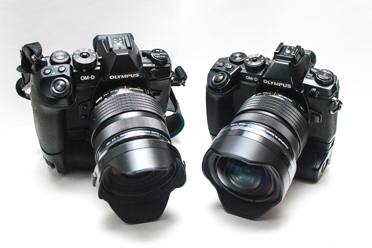 Длительный тест камеры Olympus OM-D E-M1 Mark II