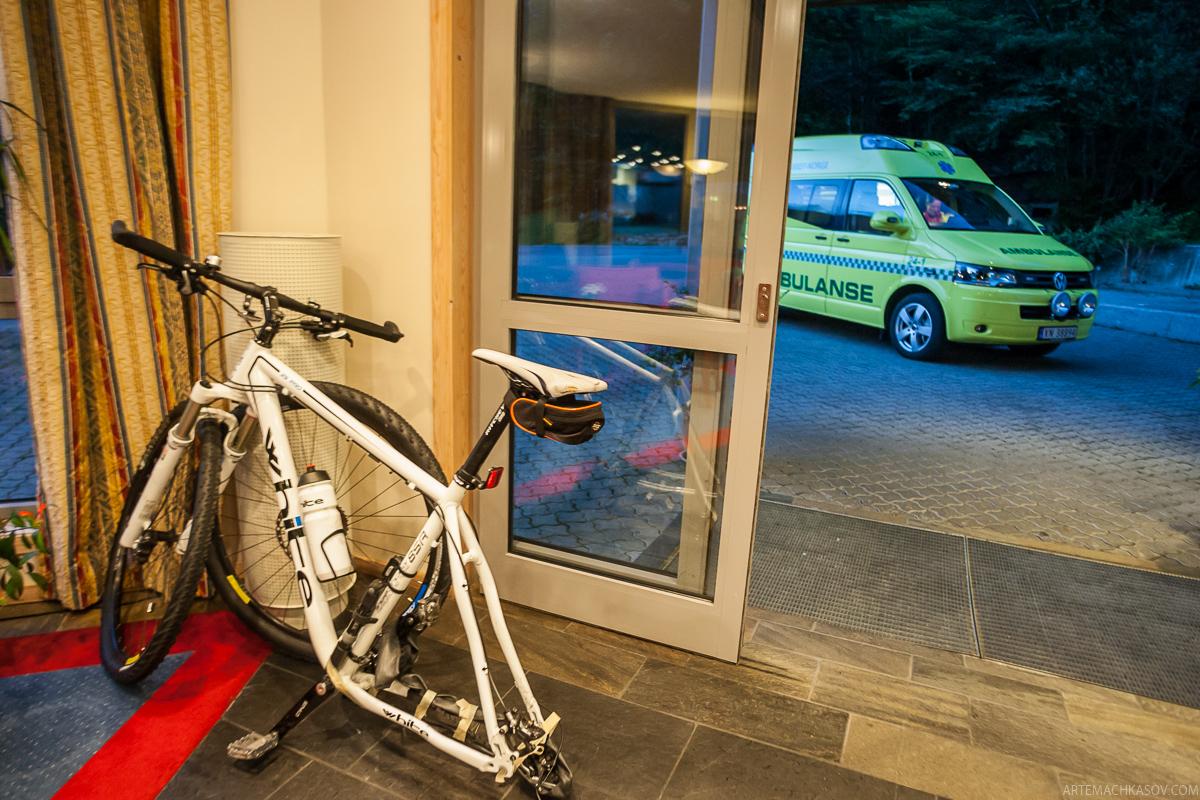 spec review: Их нравы: Велосипедная Норвегия