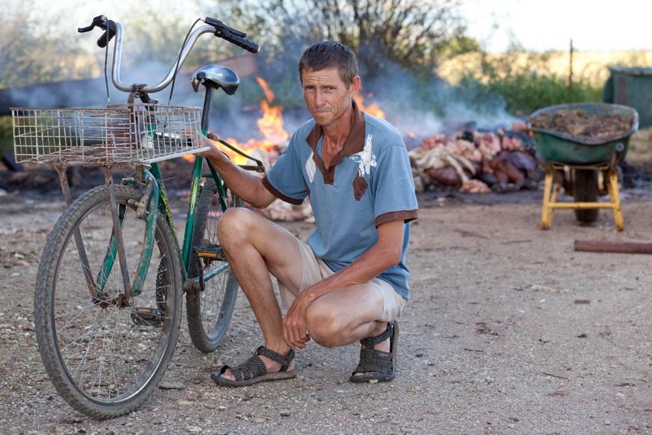 Велосипед - неотъемлемая часть индивидуального стиля Johannes_ellis_8528