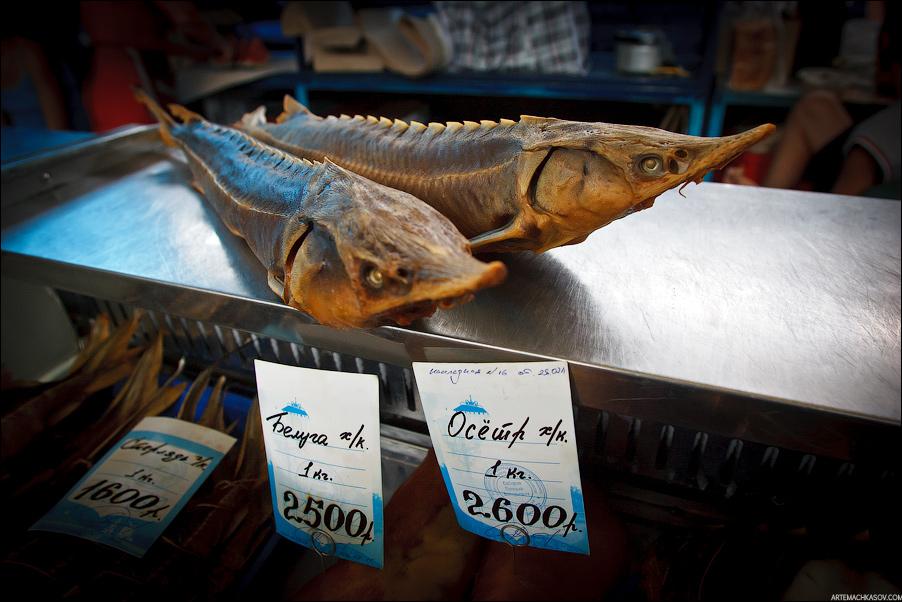Где можно купить рыбу дешевле