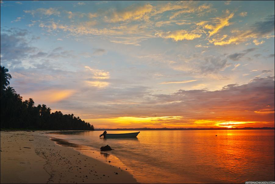 Небольшое путешествие по Суматре