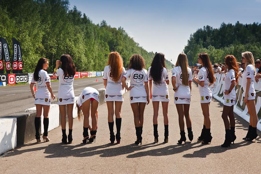 Гонки суперкаров Moscow Unlim 500+